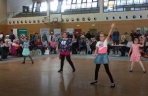 Auftritt des TanzForUM Schwedt zur Seniorenbörse